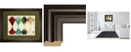 "Classy Art Spotted Heralds by Jessica Jenney Framed Print Wall Art, 34"" x 40"""