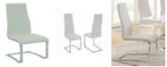 Coaster Home Furnishings Harlan Faux Leather Dining Chairs, Set Of 4