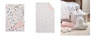 ED Ellen Degeneres Painterly Floral Baby Blanket