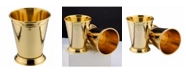 Prince of Scots 24K Gold Plate Mint Julep Cup
