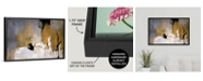 "GreatBigCanvas 'Inner Working' Framed Canvas Wall Art, 30"" x 20"""