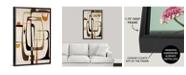 "GreatBigCanvas 'Strano Ma Vero II' Framed Canvas Wall Art, 24"" x 36"""
