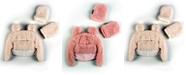Tadpoles Super Soft Plush Sherpa Hat Mittens Set