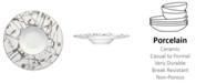 Noritake Raptures Platinum Rim Soup