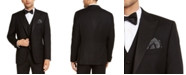 Alfani Men's Classic-Fit Stretch Black Tuxedo Jacket, Created for Macy's