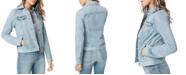 Joe's Jeans Cotton Denim Trucker Jacket