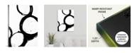 """GreatBigCanvas 'Somer Saults III' Canvas Wall Art, 18"""" x 24"""""""