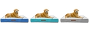 Wags n Whiskers Atkins Lattice Orthopedic Pet Bed Collection