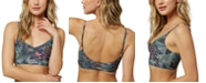 O'Neill Juniors' Sandrine Printed Bralette Bikini Top