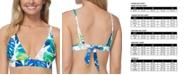 Raisins Juniors' Palm Springs Miami Bikini Top