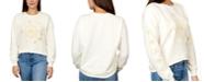 Rebellious One Juniors' Celestial Graphic Sweatshirt
