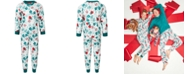 Family Pajamas Matching Kids Mittens Family Pajama Set, Created for Macy's
