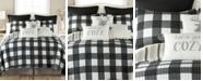 Levtex Camden Plaid Reversible Twin Quilt Set