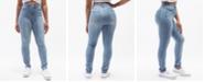 Dollhouse Juniors' Curvy High-Rise Skinny Jeans
