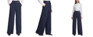 Calvin Klein Wide Leg Pants, Regular & Petite Sizes