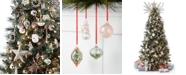Holiday Lane Shimmer and Light Ornaments Collection, Created for Macy's
