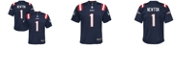 Nike New England Patriots Cam Newton Baby Game Jersey