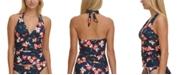 Tommy Hilfiger Floral-Print Tankini Top