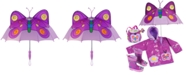 Kidorable Butterfly Umbrella, One Size