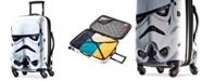 "American Tourister Star Wars Stormtrooper 21"" Hardside Spinner Suitcase"