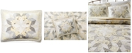 Martha Stewart Collection  Starburst Quilted Standard Sham, Created for Macy's