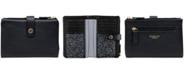 Radley London Larks Wood Medium Tab Pebble Leather Wallet
