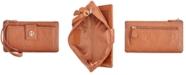 Giani Bernini Tooled Grab & Go Wallet Wristlet, Created for Macy's