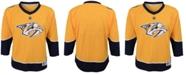 Authentic NHL Apparel Nashville Predators Blank Replica Jersey, Big Boys (8-20)