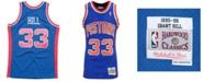Mitchell & Ness Men's Grant Hill Detroit Pistons Hardwood Classic Swingman Jersey