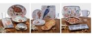Certified International Sanibel Melamine Dinnerware Collection