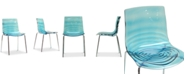 Furniture Nohea Mod Dining Chair (Set of 2), Quick Ship