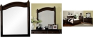 Furniture of America Glenwood Cottage Mirror