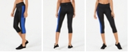 Ideology Colorblocked Cropped Leggings, Created for Macy's