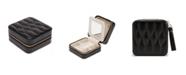 Wolf Designs Caroline Zip Travel Jewelry Case