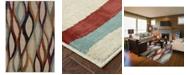 "Oriental Weavers CLOSEOUT!  Adrienne 4178B Stone/Multi 7'10"" x 10'10"" Area Rug"