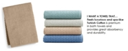 """Hotel Collection Cotton Diffused Marble 30"""" x 54"""" Bath Towel, Created for Macy's"""