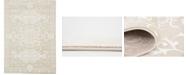 "Bridgeport Home Marshall Mar4 Snow White 8' x 11' 6"" Area Rug"
