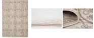 "Bridgeport Home Marshall Mar6 Dark Beige 8' x 11' 6"" Area Rug"