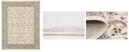 Bridgeport Home Zara Zar1 Ivory 8' x 10' Area Rug