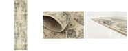 "Bridgeport Home Tabert Tab8 Beige 2' 6"" x 10' Runner Area Rug"
