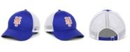 '47 Brand Women's New York Mets Branson Glitta Trucker Strapback Cap