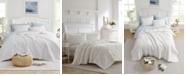 Laura Ashley Maisy White Quilt Set, King