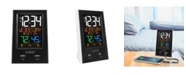 La Crosse Technology Desktop Dual USB Charging Station with Alarm and Nap timer