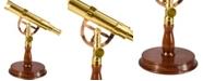 Barska 6x30 Spyscope, Anchormaster with Mahogany Desktop Pedestal