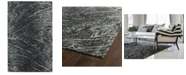 "Kaleen Brushstrokes BRS01-38 Charcoal 9'6"" x 13' Area Rug"