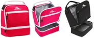 High Sierra Men's Stacked Compartment Lunch Bag