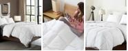Cheer Collection  Luxury All Season Down Alternative Full/Queen Comforter