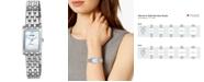 Citizen Women's Quartz Stainless Steel Bracelet Watch 18x22mm