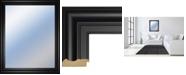 "Classy Art Decorative Framed Wall Mirror, 34"" x 40"""