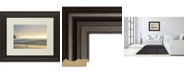 "Classy Art Morning Visit by Marvin Pelkey Framed Print Wall Art, 34"" x 40"""
